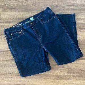 J. Crew Vintage Slim Straight Jean size 34